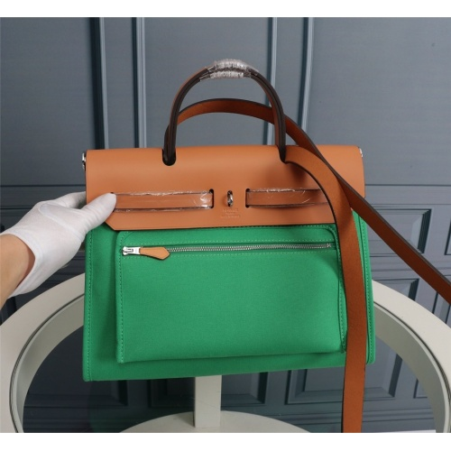 Replica Hermes AAA Quality Handbags For Women #839535 $170.00 USD for Wholesale