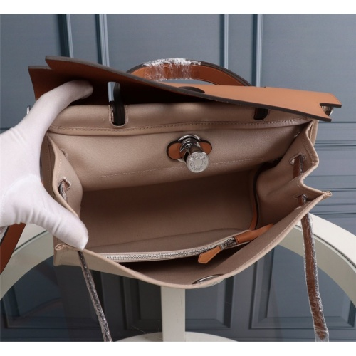 Replica Hermes AAA Quality Handbags For Women #839539 $170.00 USD for Wholesale