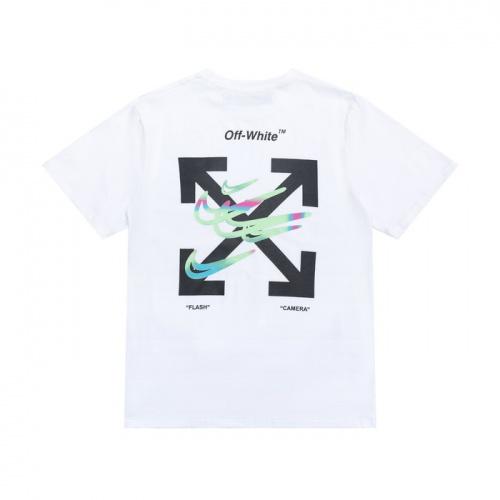 Off-White T-Shirts Short Sleeved For Men #839546