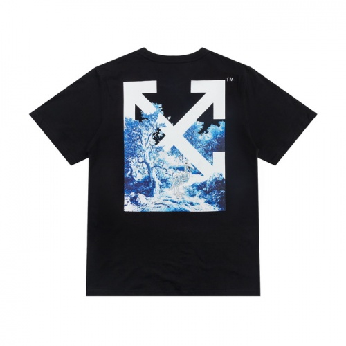 Off-White T-Shirts Short Sleeved For Men #839556