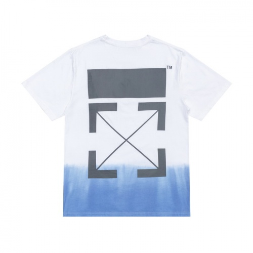 Off-White T-Shirts Short Sleeved For Men #839563