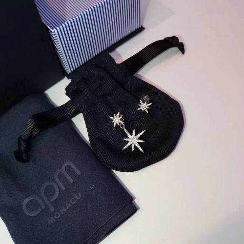 apm Monaco Earrings #839612