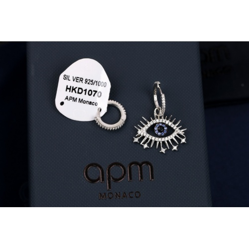 apm Monaco Earrings #839615