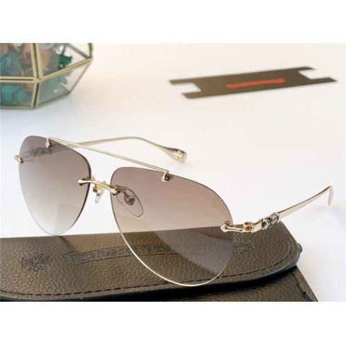 Chrome Hearts AAA Quality Sunglasses #839639