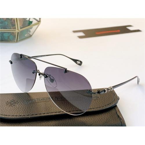 Chrome Hearts AAA Quality Sunglasses #839641