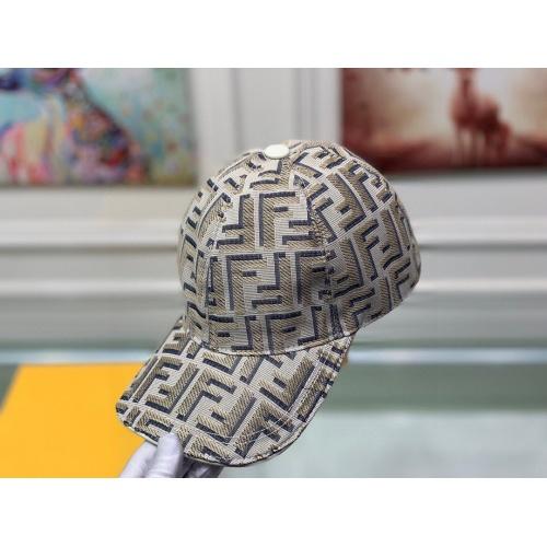Fendi Caps #839689 $34.00 USD, Wholesale Replica Fendi Caps