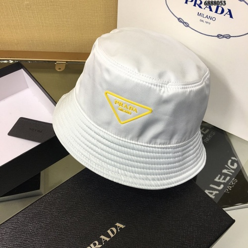 Prada Caps #839750 $34.00 USD, Wholesale Replica Prada Caps