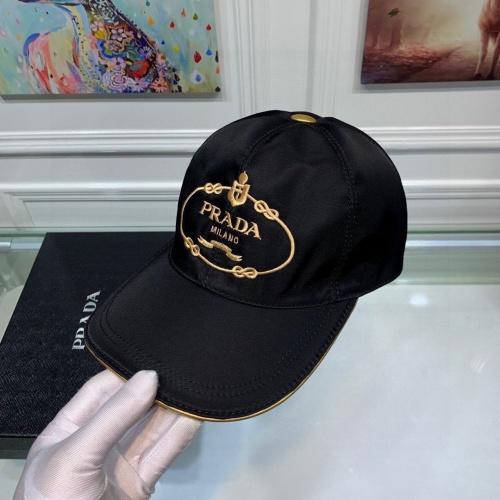 Prada Caps #839755 $36.00 USD, Wholesale Replica Prada Caps