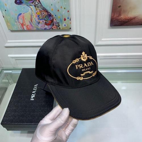 Replica Prada Caps #839755 $36.00 USD for Wholesale