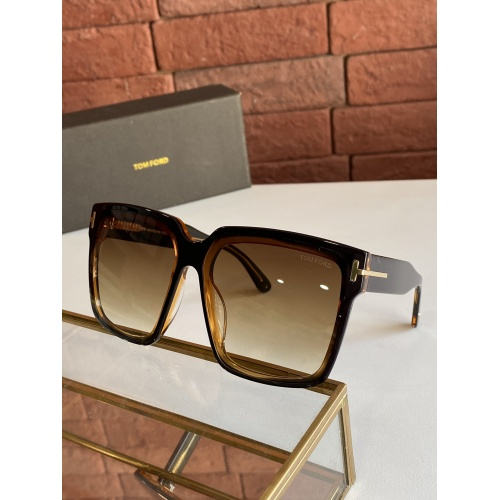Tom Ford AAA Quality Sunglasses #839812 $56.00 USD, Wholesale Replica Tom Ford AAA Sunglasses