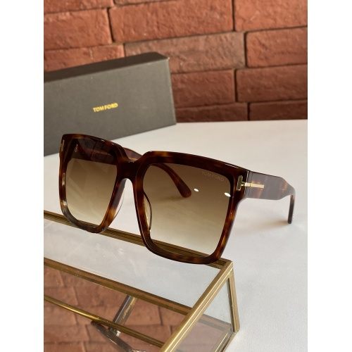 Tom Ford AAA Quality Sunglasses #839825 $56.00, Wholesale Replica Tom Ford AAA Sunglasses