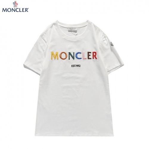 Moncler T-Shirts Short Sleeved For Men #839839