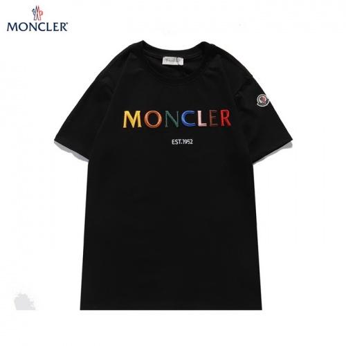 Moncler T-Shirts Short Sleeved For Men #839840