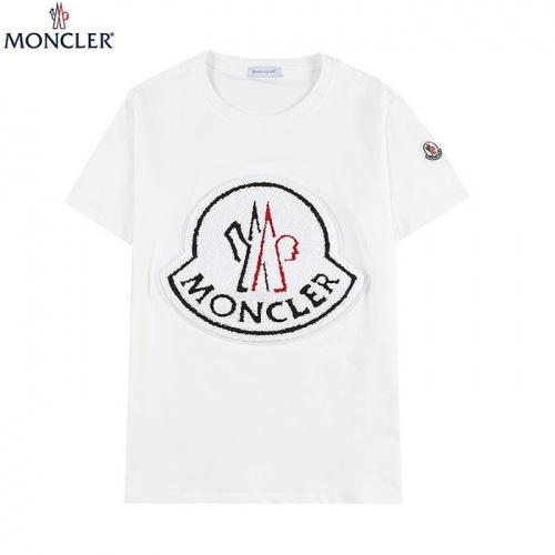 Moncler T-Shirts Short Sleeved For Men #839842