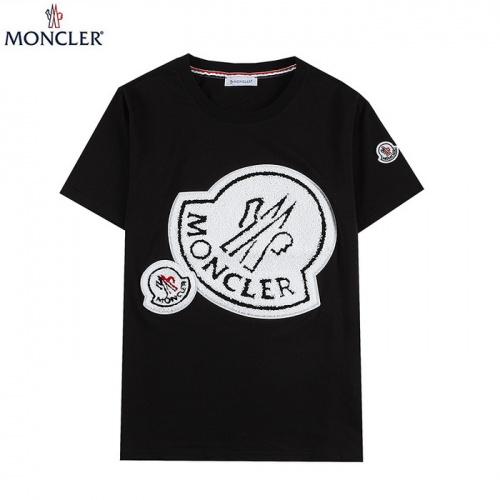 Moncler T-Shirts Short Sleeved For Men #839844