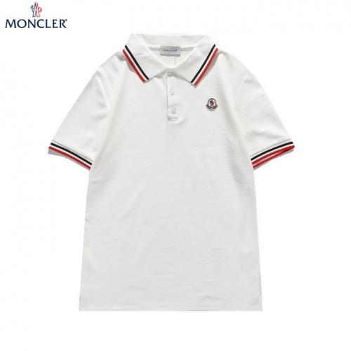Moncler T-Shirts Short Sleeved For Men #839845