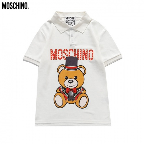 Moschino T-Shirts Short Sleeved For Men #839847