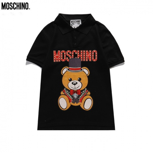 Moschino T-Shirts Short Sleeved For Men #839848