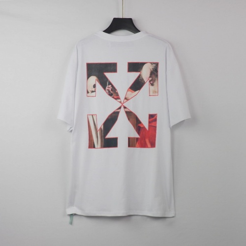 Off-White T-Shirts Short Sleeved For Men #839857