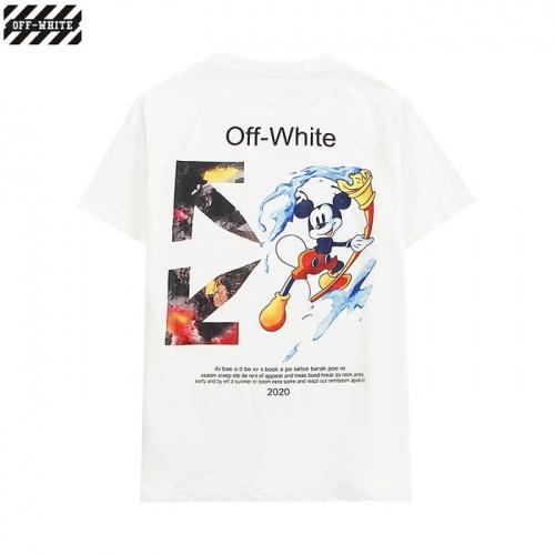 Off-White T-Shirts Short Sleeved For Men #839866