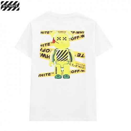 Off-White T-Shirts Short Sleeved For Men #839867