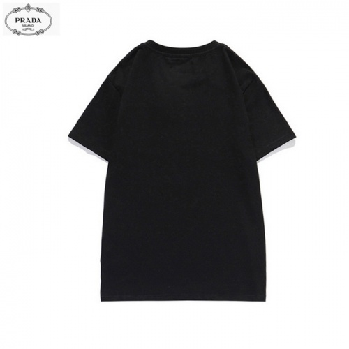 Replica Prada T-Shirts Short Sleeved For Men #839870 $27.00 USD for Wholesale