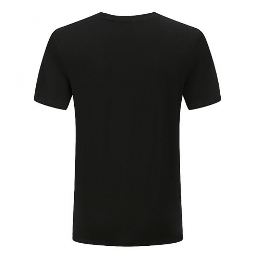 Replica Versace T-Shirts Short Sleeved For Men #839884 $25.00 USD for Wholesale