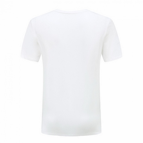Replica Versace T-Shirts Short Sleeved For Men #839885 $25.00 USD for Wholesale
