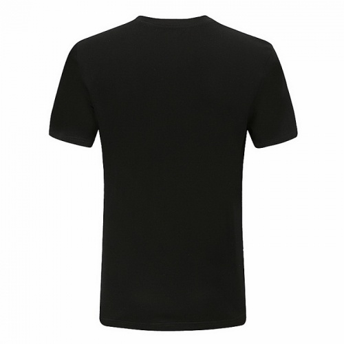 Replica Versace T-Shirts Short Sleeved For Men #839887 $25.00 USD for Wholesale