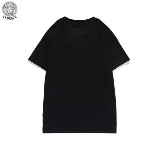 Replica Versace T-Shirts Short Sleeved For Men #839890 $29.00 USD for Wholesale
