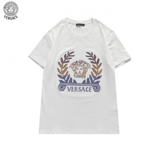 Versace T-Shirts Short Sleeved For Men #839891