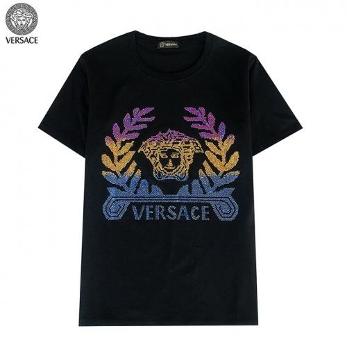 Versace T-Shirts Short Sleeved For Men #839897