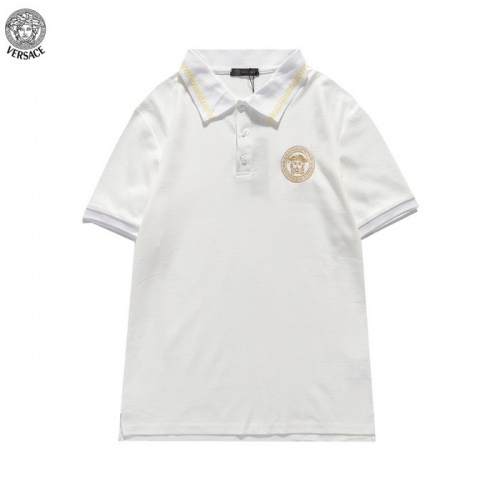 Versace T-Shirts Short Sleeved For Men #839898 $34.00, Wholesale Replica Versace T-Shirts