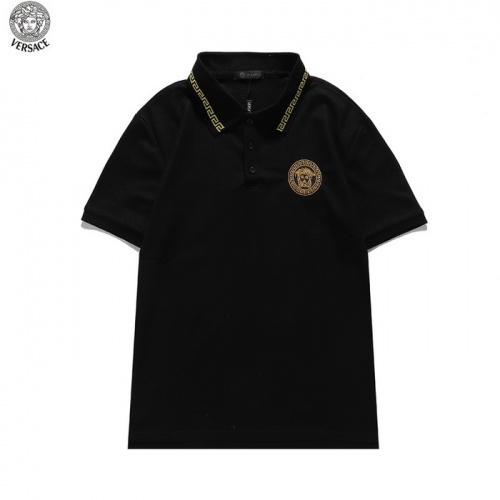 Versace T-Shirts Short Sleeved For Men #839899 $34.00, Wholesale Replica Versace T-Shirts