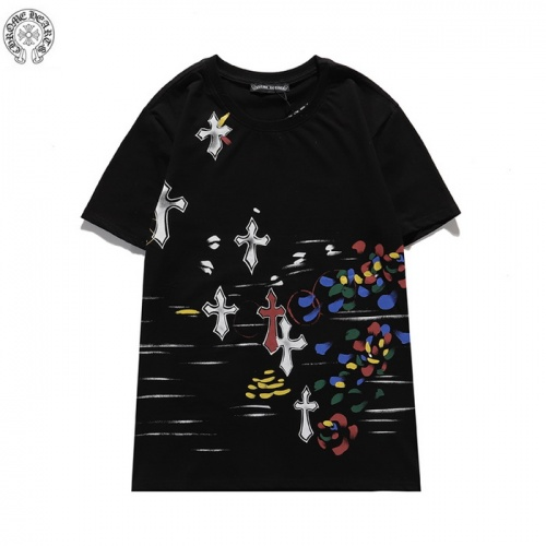 Chrome Hearts T-Shrits Short Sleeved For Men #839900