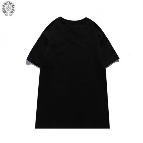 Replica Chrome Hearts T-Shrits Short Sleeved For Men #839900 $27.00 USD for Wholesale