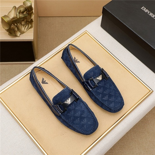 Armani Casual Shoes For Men #839909