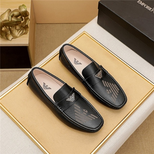 Armani Casual Shoes For Men #839910
