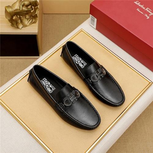 Ferragamo Salvatore FS Casual Shoes For Men #839915