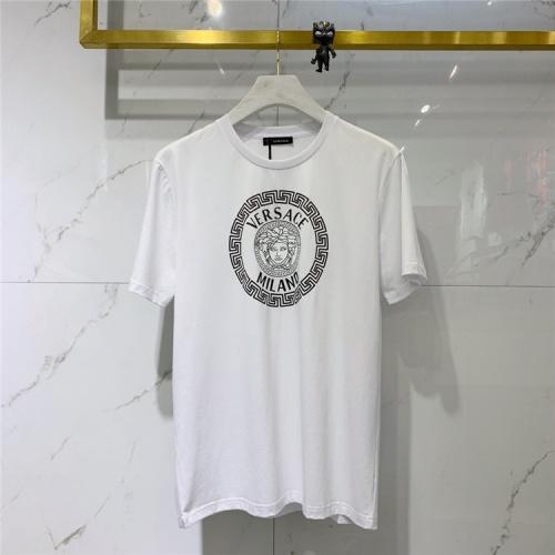 Versace T-Shirts Short Sleeved For Men #839951