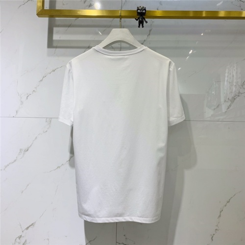 Replica Versace T-Shirts Short Sleeved For Men #839951 $41.00 USD for Wholesale