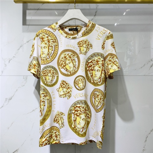 Versace T-Shirts Short Sleeved For Men #839952 $41.00, Wholesale Replica Versace T-Shirts