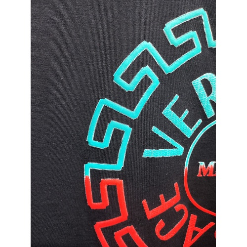 Replica Versace T-Shirts Short Sleeved For Men #839965 $26.00 USD for Wholesale