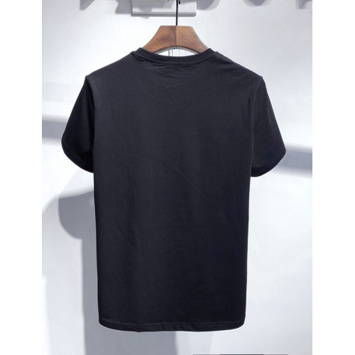 Replica Versace T-Shirts Short Sleeved For Men #839980 $26.00 USD for Wholesale