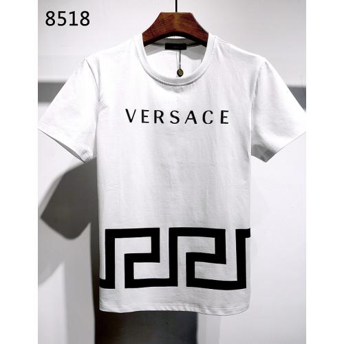 Versace T-Shirts Short Sleeved For Men #839984
