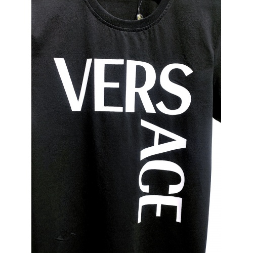 Replica Versace T-Shirts Short Sleeved For Men #839994 $26.00 USD for Wholesale