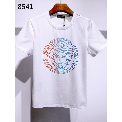 Versace T-Shirts Short Sleeved For Men #839996 $26.00, Wholesale Replica Versace T-Shirts