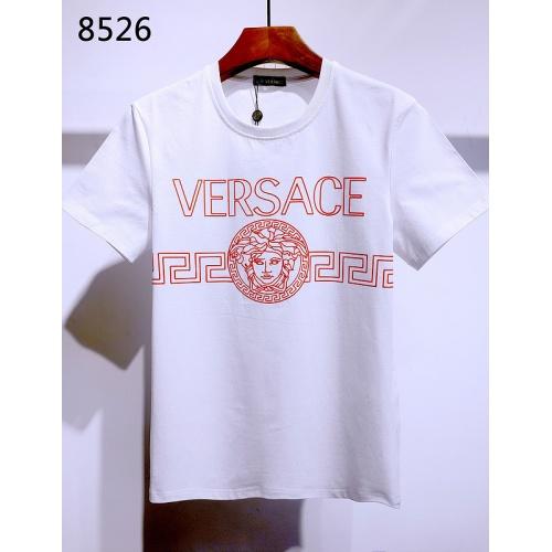 Versace T-Shirts Short Sleeved For Men #840006