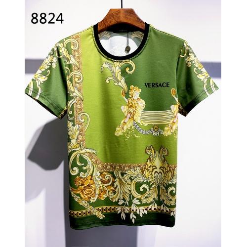 Versace T-Shirts Short Sleeved For Men #840016