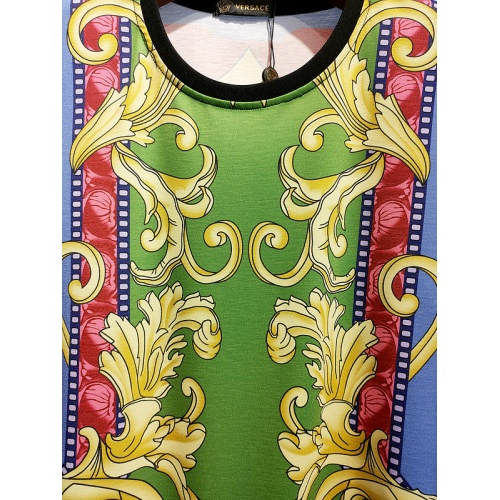 Replica Versace T-Shirts Short Sleeved For Men #840019 $30.00 USD for Wholesale